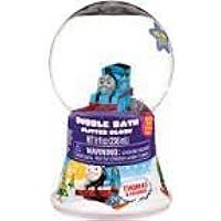Thomas the Train Bubble Bath Glitter Globe 8 Inches Tall. by Gullane Limited [並行輸入品]