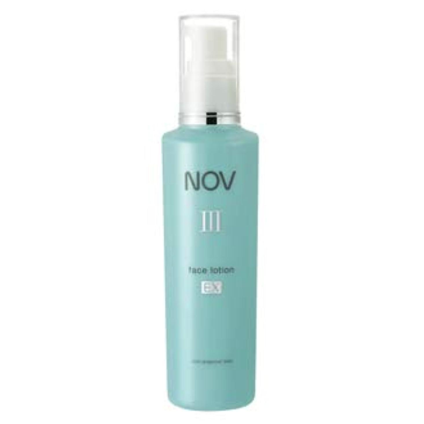 投げる最高開発ノブ Ⅲ フェイスローション EX 120ml 高保湿化粧水 [並行輸入品]
