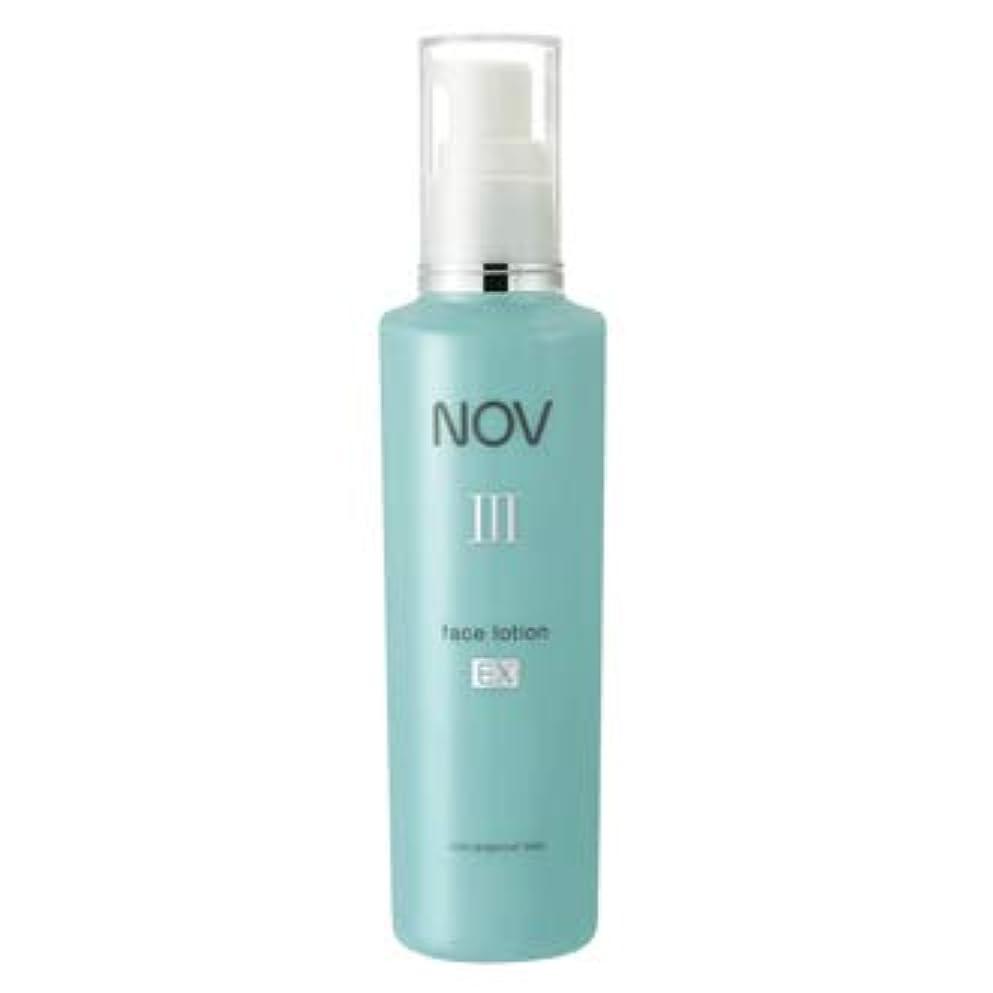 アブストラクト二次量でノブ Ⅲ フェイスローション EX 120ml 高保湿化粧水 [並行輸入品]