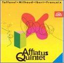 Afflatus Quintet Plays