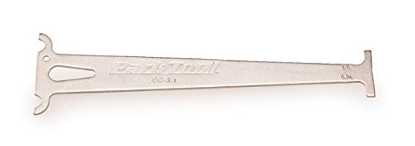 名誉ある証人緩むPARKTOOL(パークツール) チェーンインジケーター 測定値:伸び0.5/0.75% CC-3.2