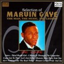 Selection Of Marvin Gaye - The Man, The Music, The Legend
