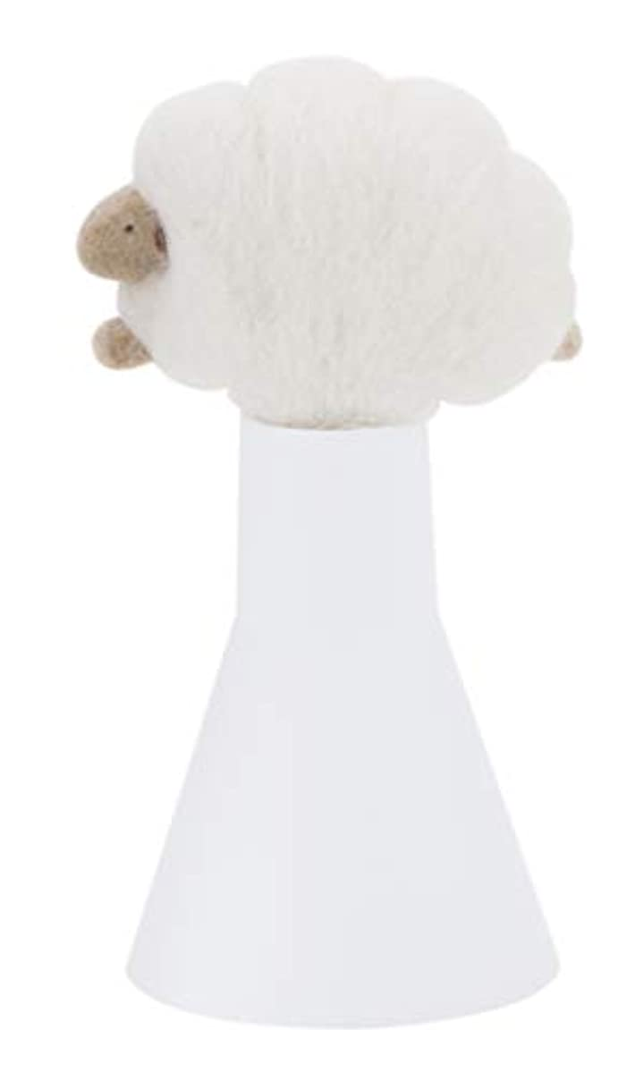 特許水曜日拒絶SLEEP sheep アロボックル アイボリー