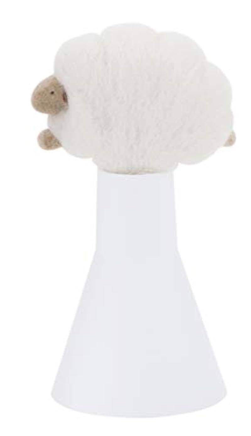 謎リアル比類なきSLEEP sheep アロボックル アイボリー