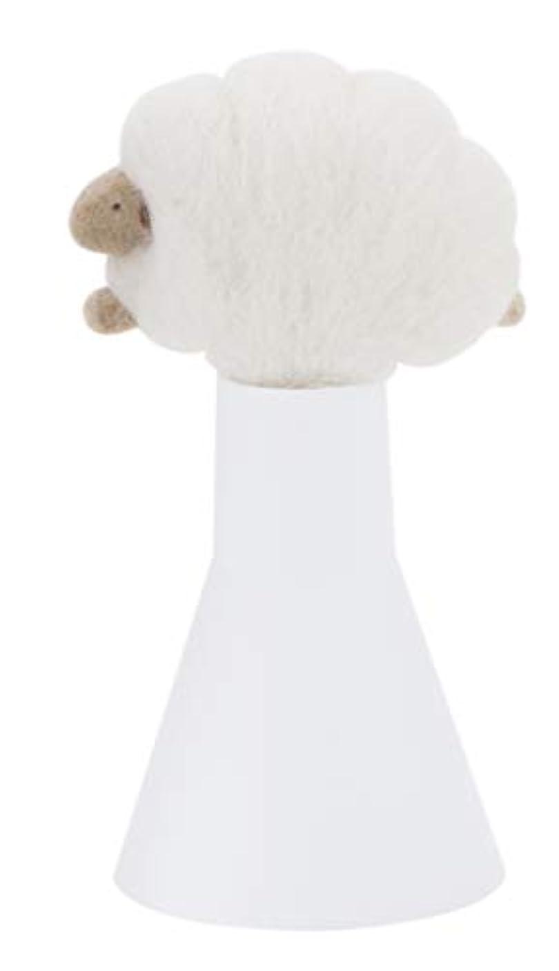 しかしながら作業高いSLEEP sheep アロボックル アイボリー