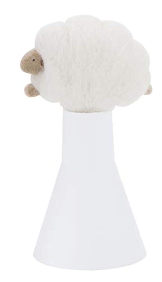 終点添加剤掃くSLEEP sheep アロボックル アイボリー