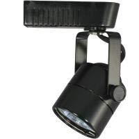 Cal Lighting ht-2561ライト低電圧mr16トラックヘッド、 HT-256-BK 1