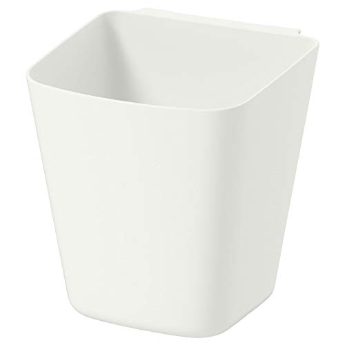 IKEA/イケア SUNNERSTA:小物入れ12x11 cm ホワイト (303.037.36)
