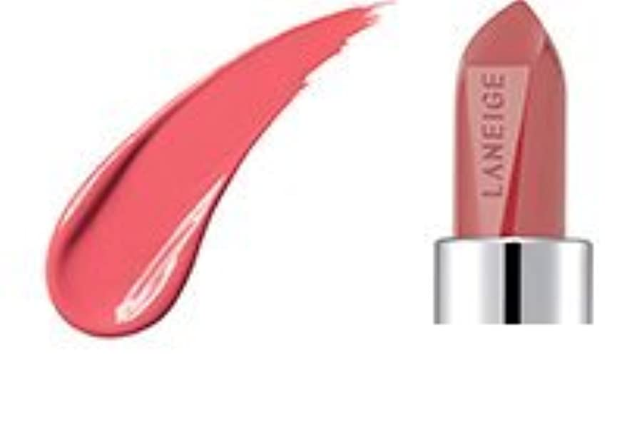 フォークバイオレット海嶺[2017 Renewal] LANEIGE Silk Intense Lipstick 3.5g/ラネージュ シルク インテンス リップスティック 3.5g (#425 Like a Selfie) [並行輸入品]