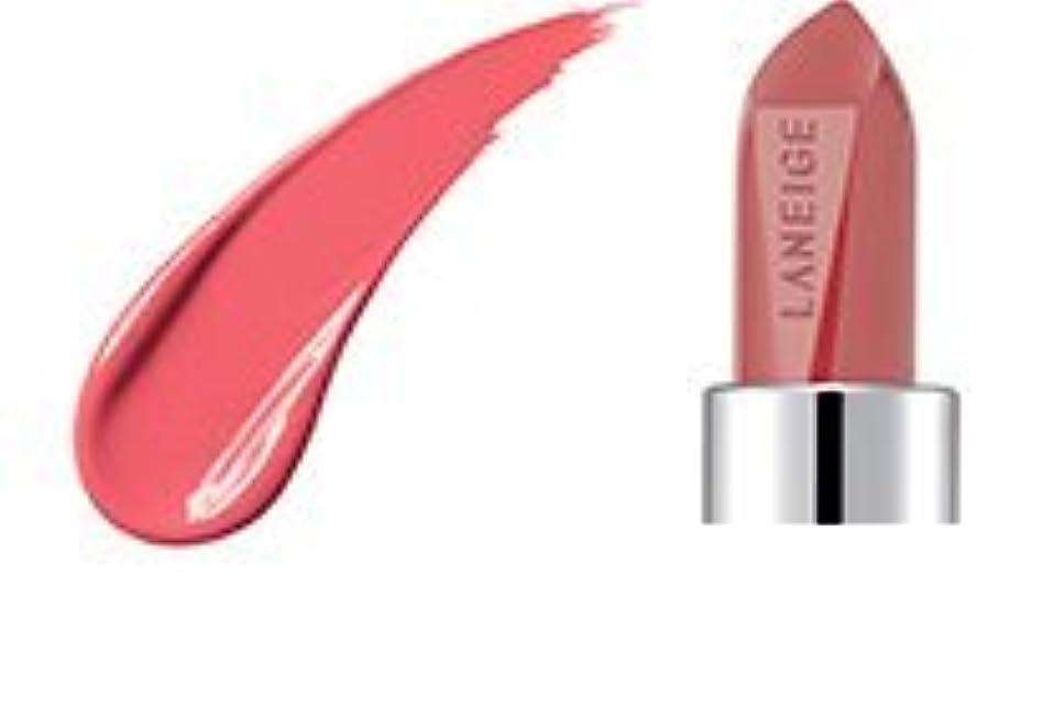スピーカー鋸歯状山積みの[2017 Renewal] LANEIGE Silk Intense Lipstick 3.5g/ラネージュ シルク インテンス リップスティック 3.5g (#425 Like a Selfie) [並行輸入品]