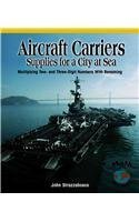 Aircraft Carriers Supplies for a City at Sea: Multiplying Multidigit Numbers With Regrouping (Powermath)