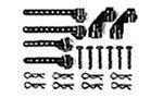 R/C SPARE PARTS SP-482 スカイライン ボディマウント