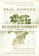 Blessed Unrest: How the Largest Movement in the World Came into Being and Why No One Saw It Coming [並行輸入品]