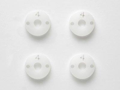 HOP-UP OPTIONS OP.978 TRF501X Dピストン (φ1.4X2)4個
