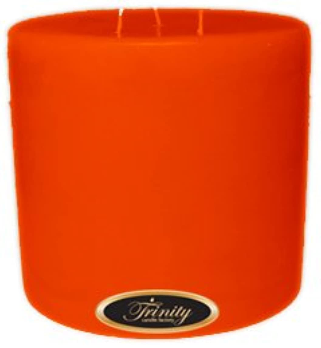 開示する概要宣教師Trinity Candle工場 – スイカズラ – Pillar Candle – 6 x 6