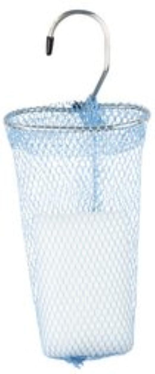 スペア興味防止石けんネット リングタイプ 10枚組 ブルー