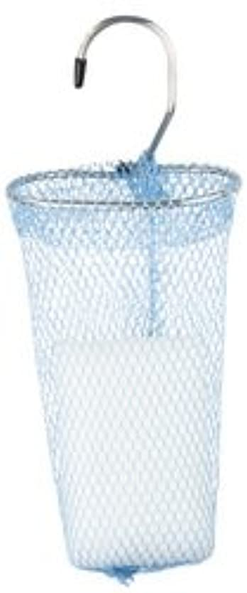 治すタイトドナー石けんネット リングタイプ 10枚組 ブルー