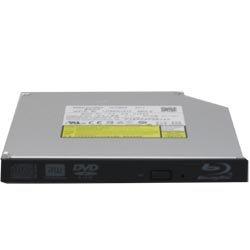 パナソニック(Panasonic) ノートPC用 ブルーレイスリムドライブ BD-R×6倍速書込対応 ブラック UJ-260 (バルク品)