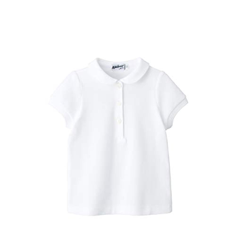 ミキハウス (MIKIHOUSE) ポロシャツ 30-5511-359 120cm 白