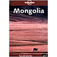 Mongolia (Lonely Planet Travel Guides)