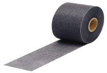 【紙に見えても強力脱臭】活性炭ペーパーシート(和紙状タイプ:厚手)0.53m幅×1m巻:2枚組