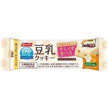 ニッスイ EPA+(エパプラス)豆乳クッキー オレンジヨーグルト味 29gx12個セット