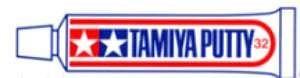プラモデル 工具 タミヤ (ITEM 87053) タミヤパテ(ベーシックタイプ)