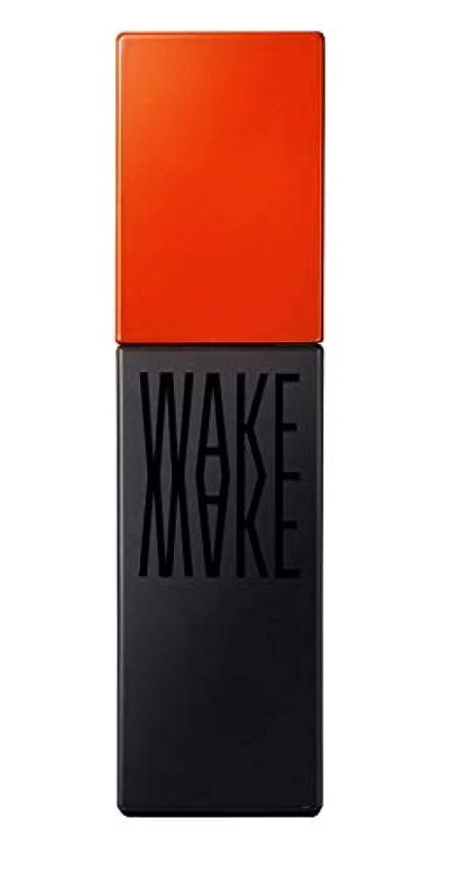 感心するやむを得ないあごひげウェイクメイク(WAKEMAKE)ジェリートックティント (No.6 スカーレット)