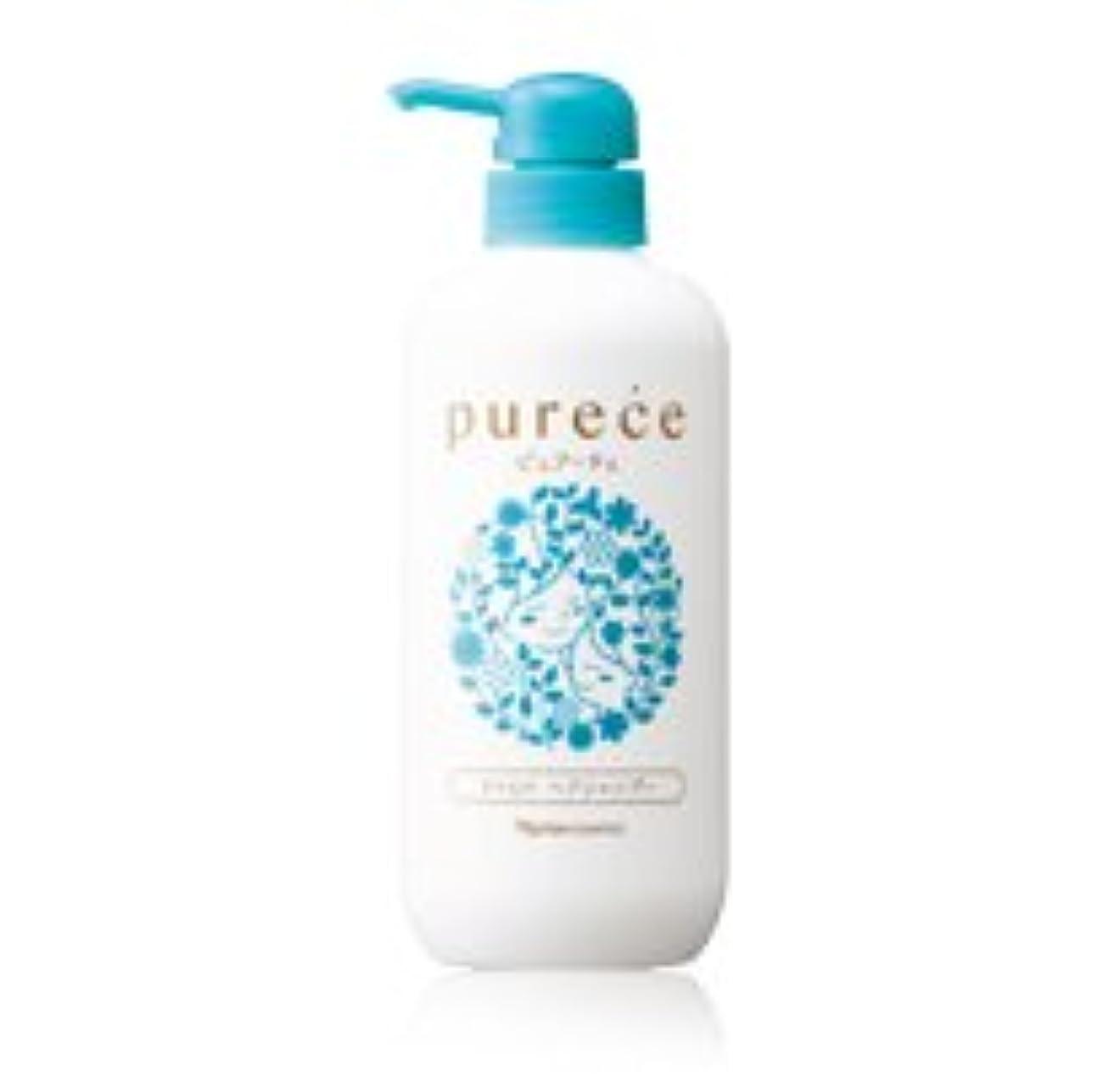 チャンススパン組み込むナリス化粧品 ピュアーチェ(PURECE) マイルドヘアシャンプー LS 550ml [本体]