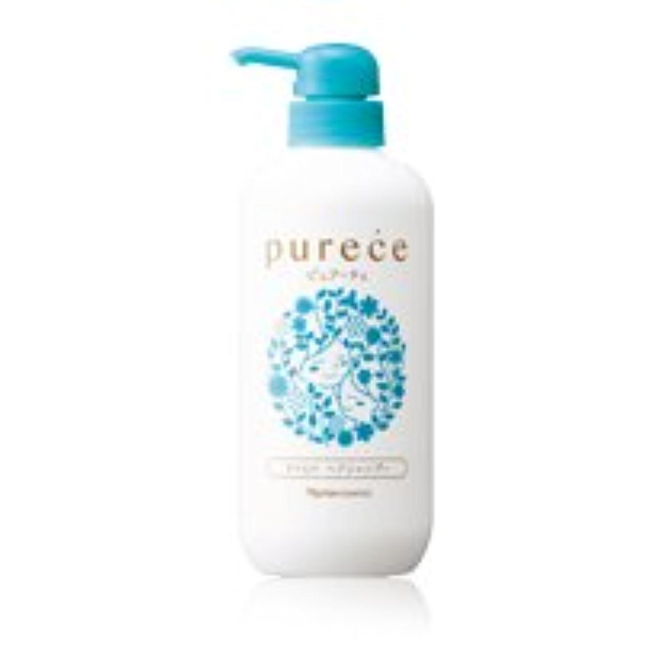 衝撃オーストラリア人計算可能ナリス化粧品 ピュアーチェ(PURECE) マイルドヘアシャンプー LS 550ml [本体]
