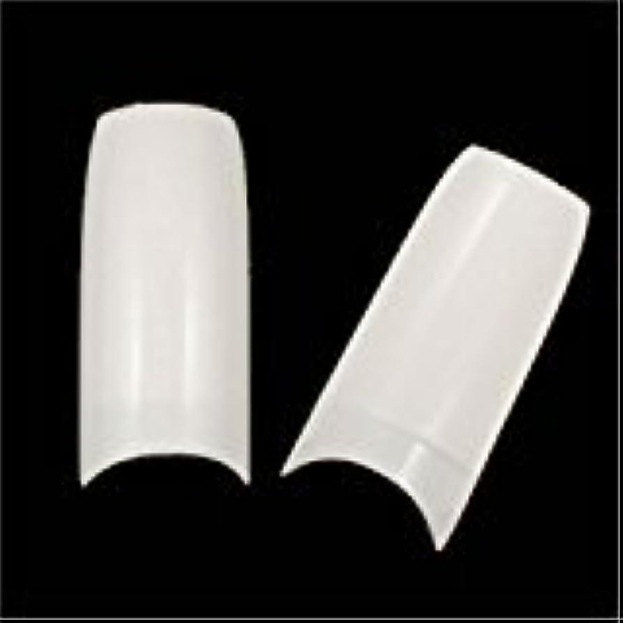 甘味コットン製造業500白偽フランスネイルアートのヒントのアクリル064