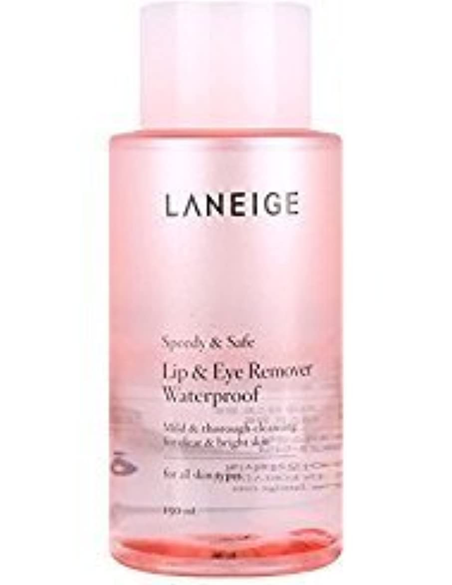 Laneige Lip & Eye Makeup Cleanser Waterproof 5.1fl.oz./150ml [並行輸入品]