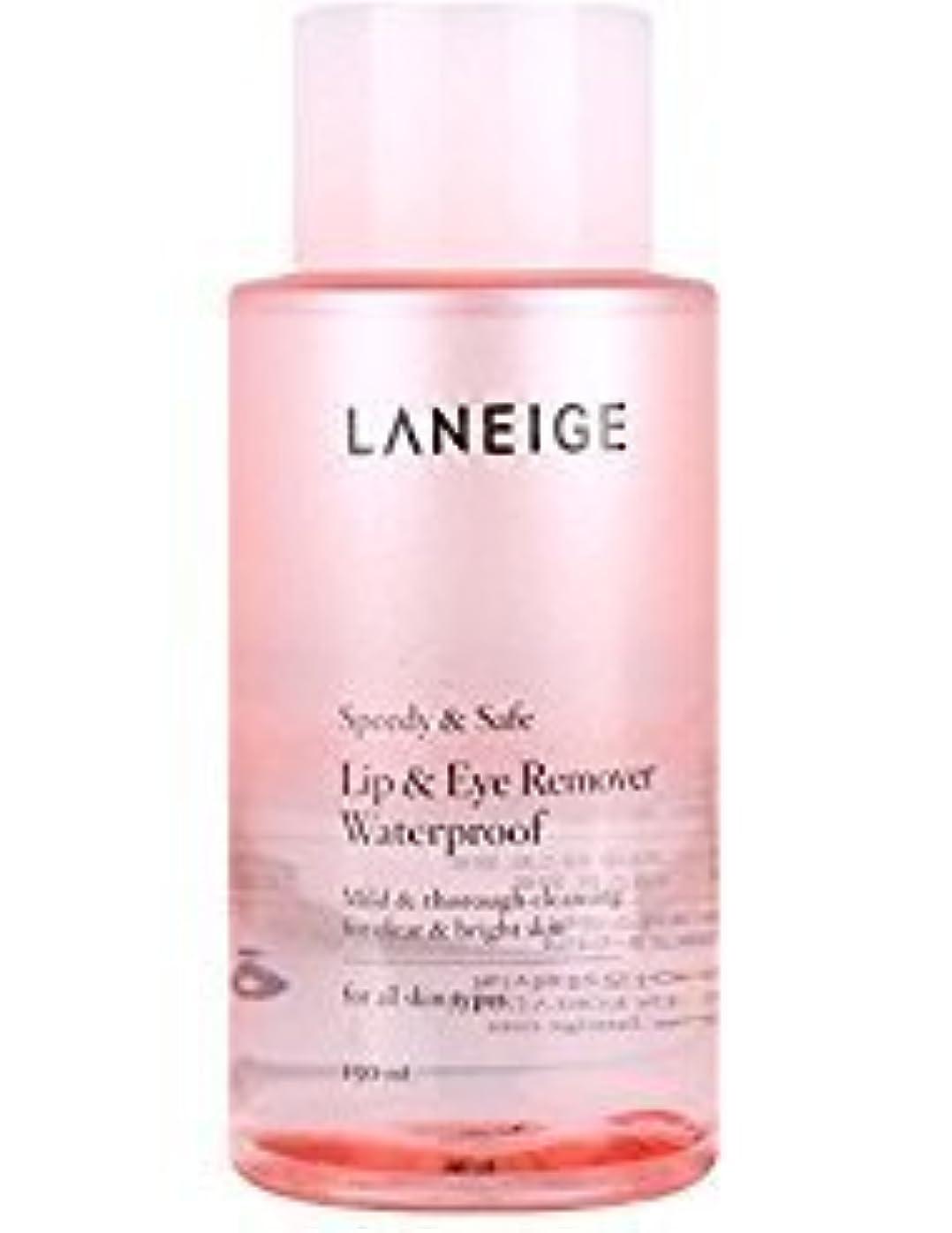 歌うマリナー滑り台Laneige Lip & Eye Makeup Cleanser Waterproof 5.1fl.oz./150ml [並行輸入品]