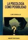 La psicología como posibilidad