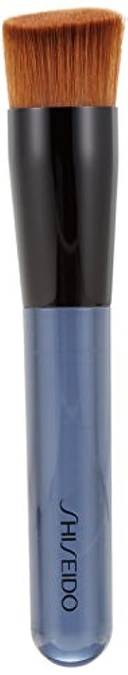 ジュニア六分儀太鼓腹資生堂 ファンデーション ブラシ 131 (専用ケース付き)
