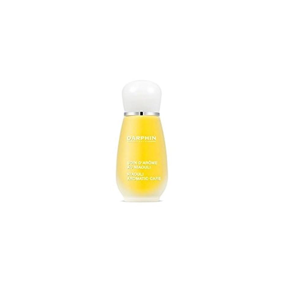ハドル徴収カードDarphin Niaouli Aromatic Care (15ml) (Pack of 6) - ダルファンニアウリ芳香ケア(15ミリリットル) x6 [並行輸入品]