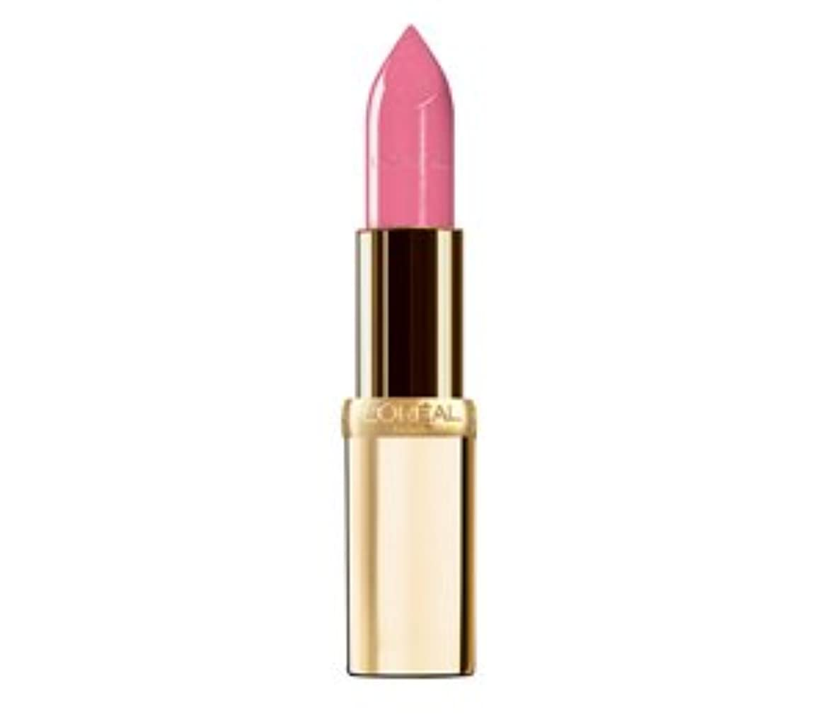 即席原因自宅でLoreal Paris Color Riche Nr. 285 Pink Fever Farbe: Rosa Lippenstift für strahlend schöne Lippen ideal für Blondes...