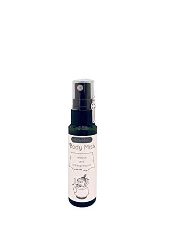援助戦争ドットMUUMI(ムーミン) ムーミンオーガニック ボディミスト ミイ 化粧水 30ml