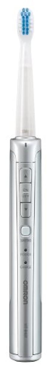 便利許容裸OMRON オムロン音波式電動歯ブラシ MediClean HT-B457