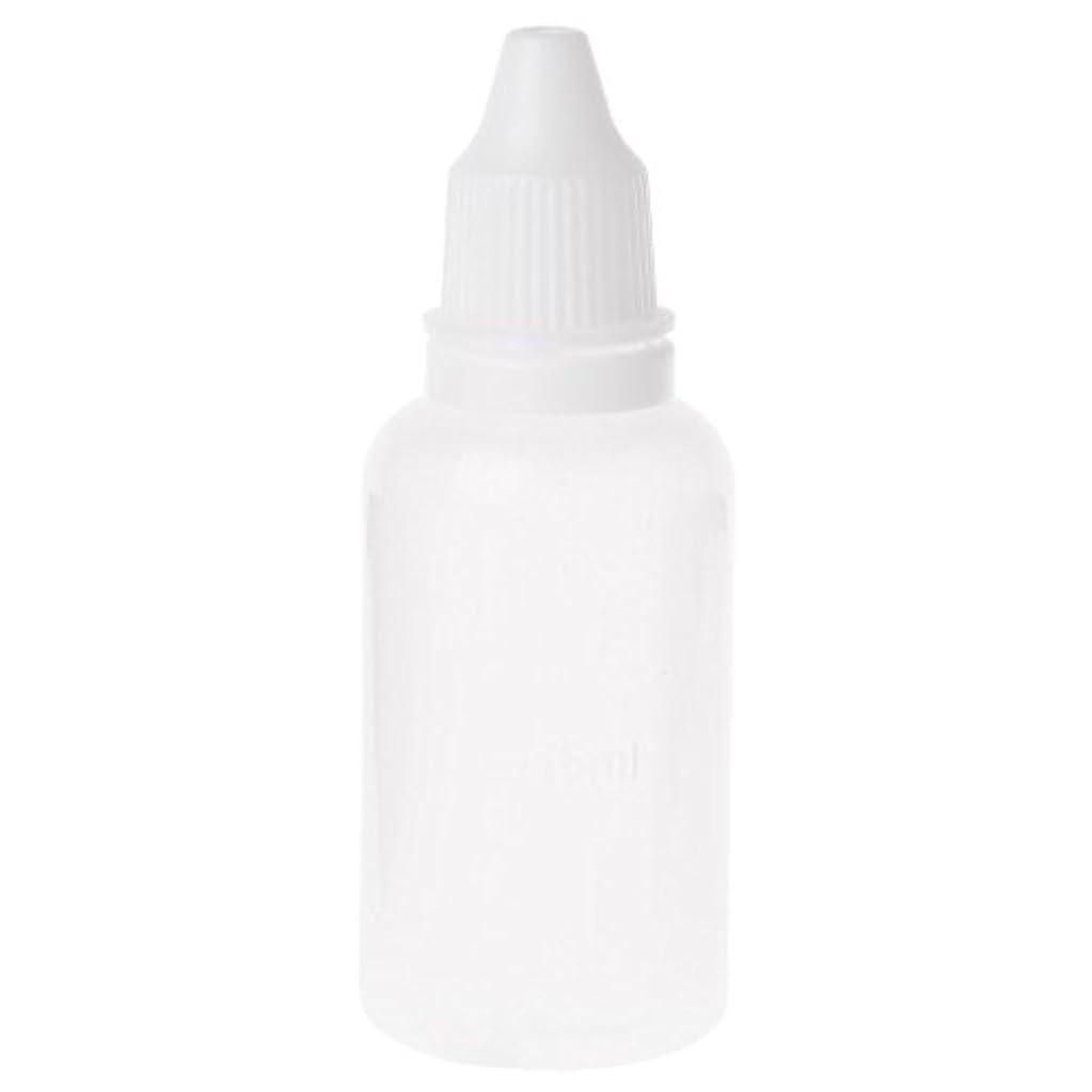 怒っているお母さん避けられないSimpleLife 空のプラスチックスクイーズドロッパーボトルアイ液体ドロッパーコンテナ30ml