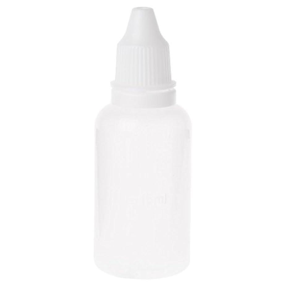 セグメントリフレッシュ待ってSimpleLife 空のプラスチックスクイーズドロッパーボトルアイ液体ドロッパーコンテナ30ml