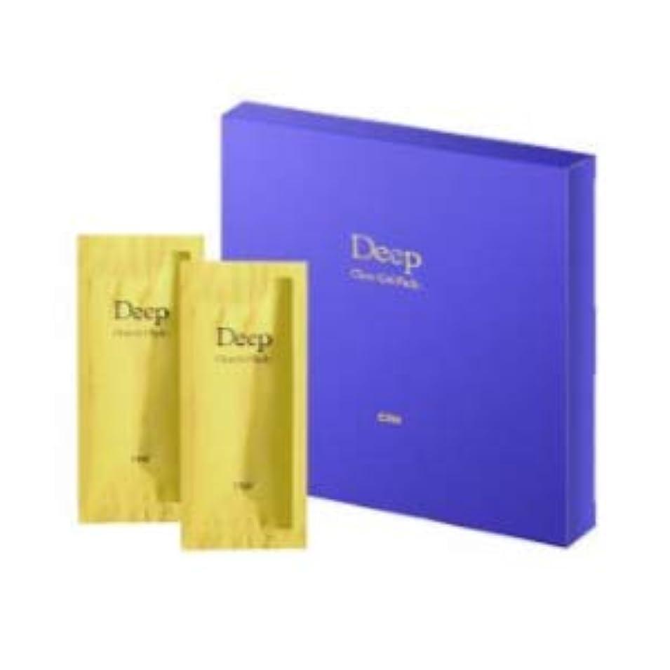 レンズお風呂を持っている奨学金Deepクリアジェルパック 12包