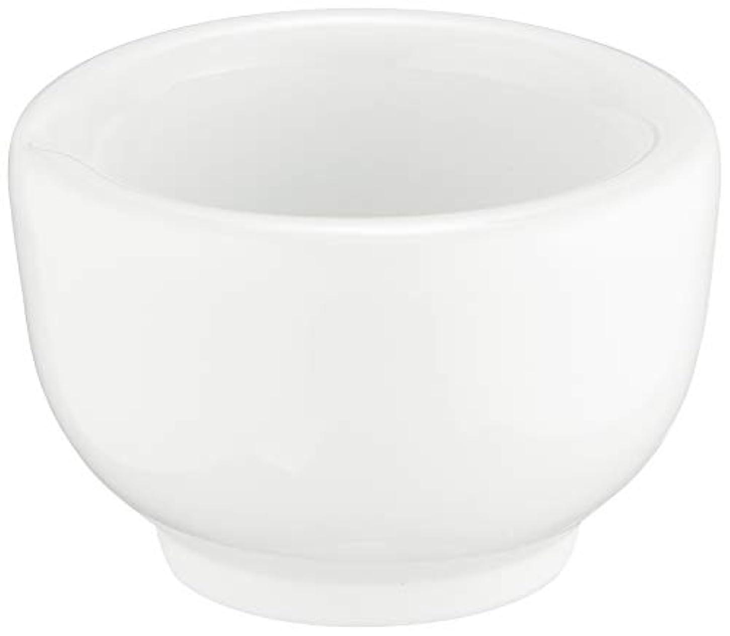 カフェテリア無条件排気丸寿製陶 乳鉢のみ 磁製 並60mm用