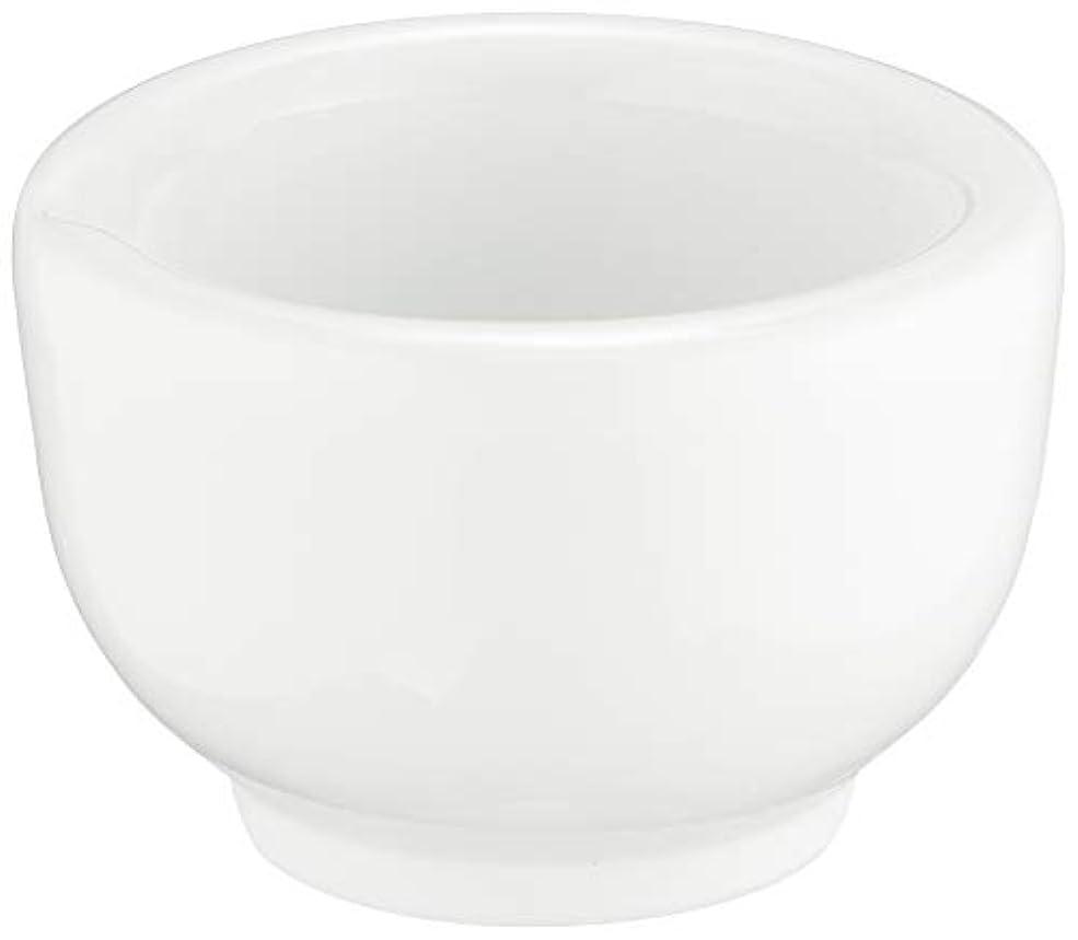 伝記視線効能ある丸寿製陶 乳鉢のみ 磁製 並60mm用