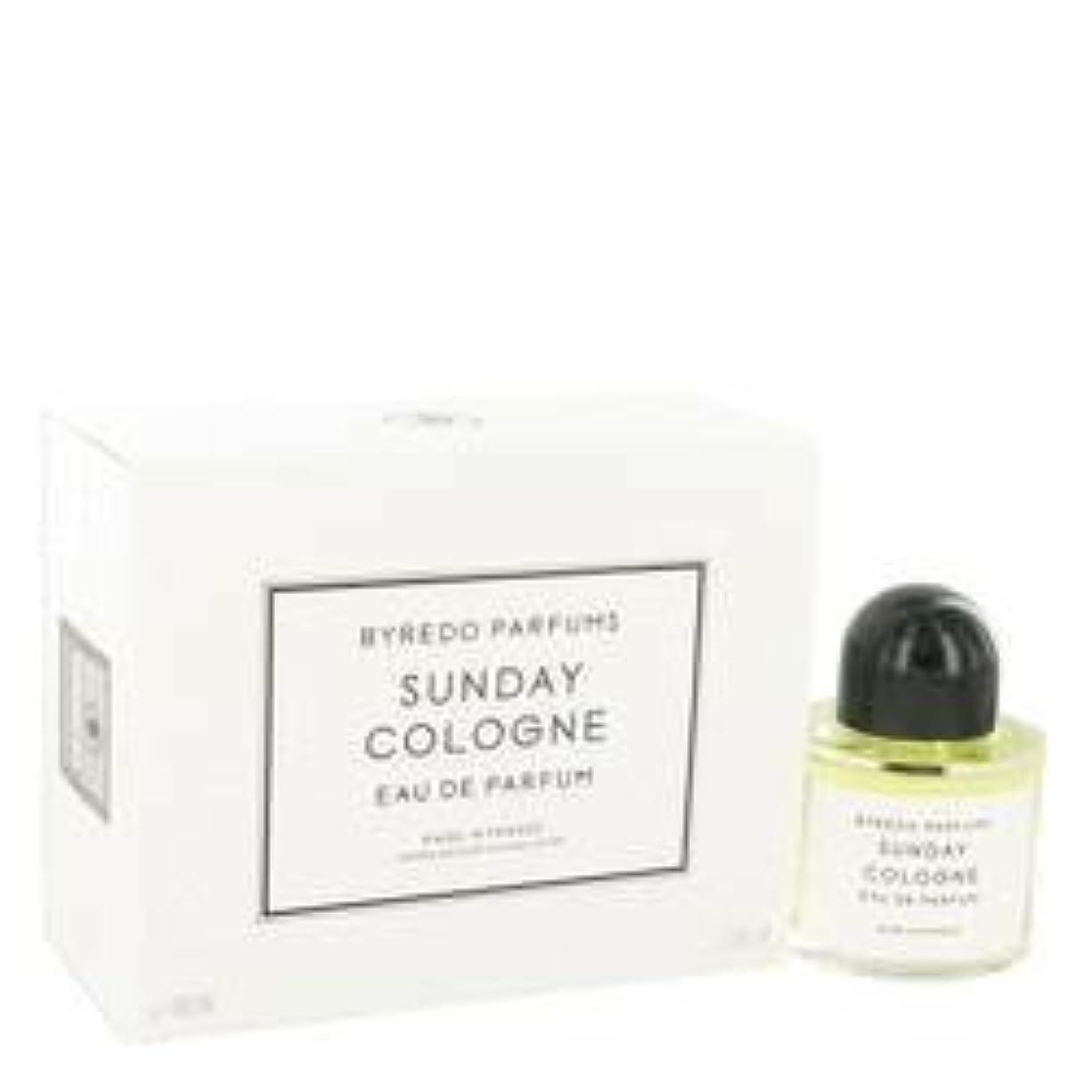 音楽を聴くワーディアンケース周囲Byredo Sunday Cologne Eau De Parfum Spray (Unisex) By Byredo