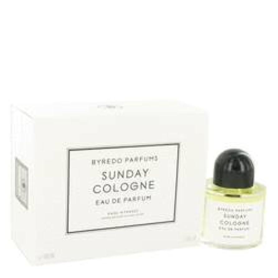植物学者博物館ラッチByredo Sunday Cologne Eau De Parfum Spray (Unisex) By Byredo