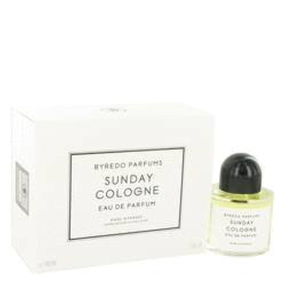 無駄に市の中心部パスByredo Sunday Cologne Eau De Parfum Spray (Unisex) By Byredo