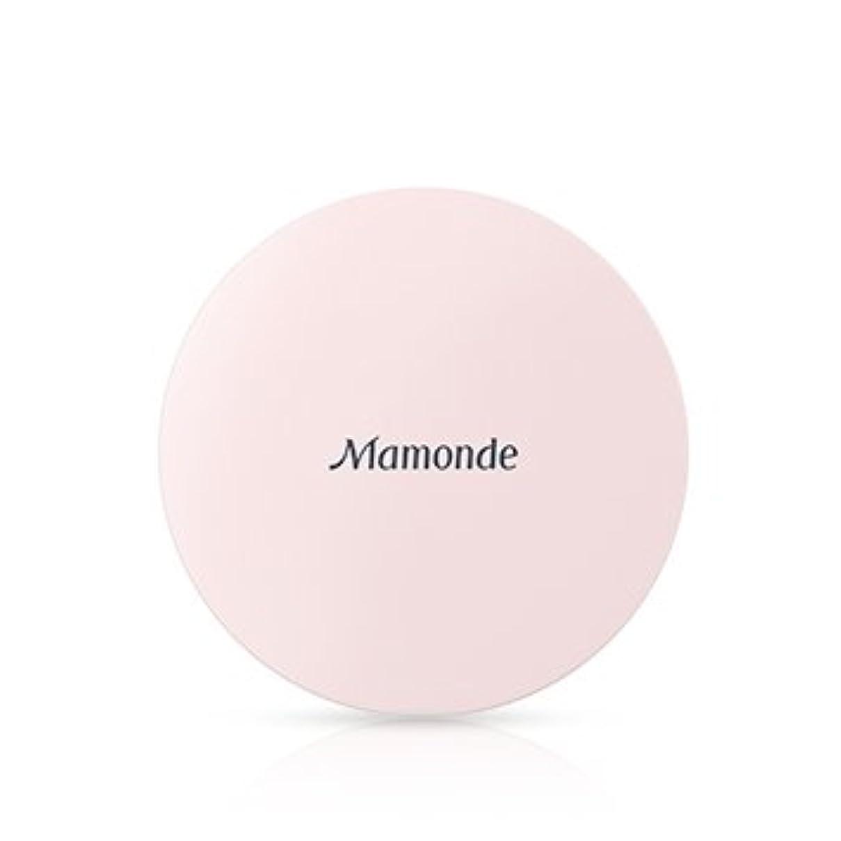 スリラー荒野胴体[New] Mamonde High Cover Liquid Cushion 15g/マモンド ハイ カバー リキッド クッション 15g (#21 Cover Peach) [並行輸入品]