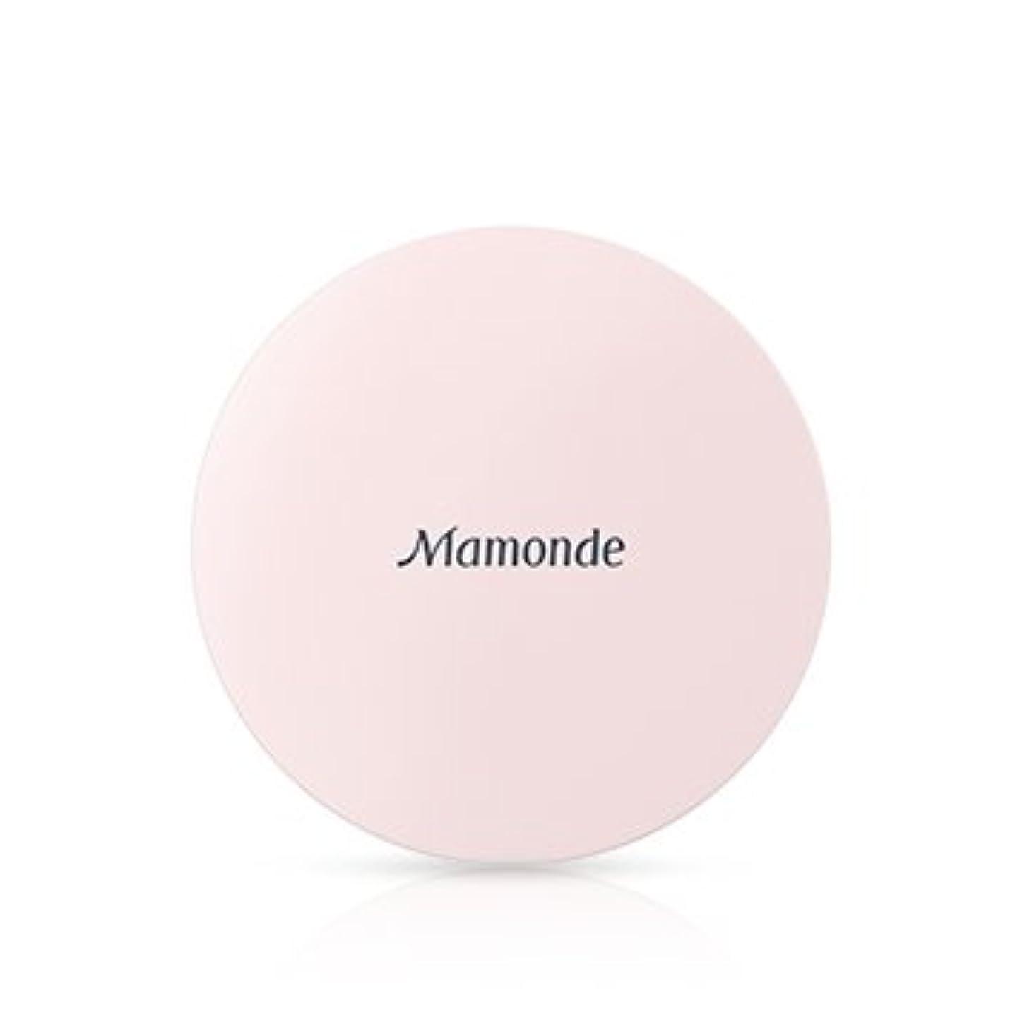 とてもブラスト有名[New] Mamonde High Cover Liquid Cushion 15g/マモンド ハイ カバー リキッド クッション 15g (#21 Cover Peach) [並行輸入品]