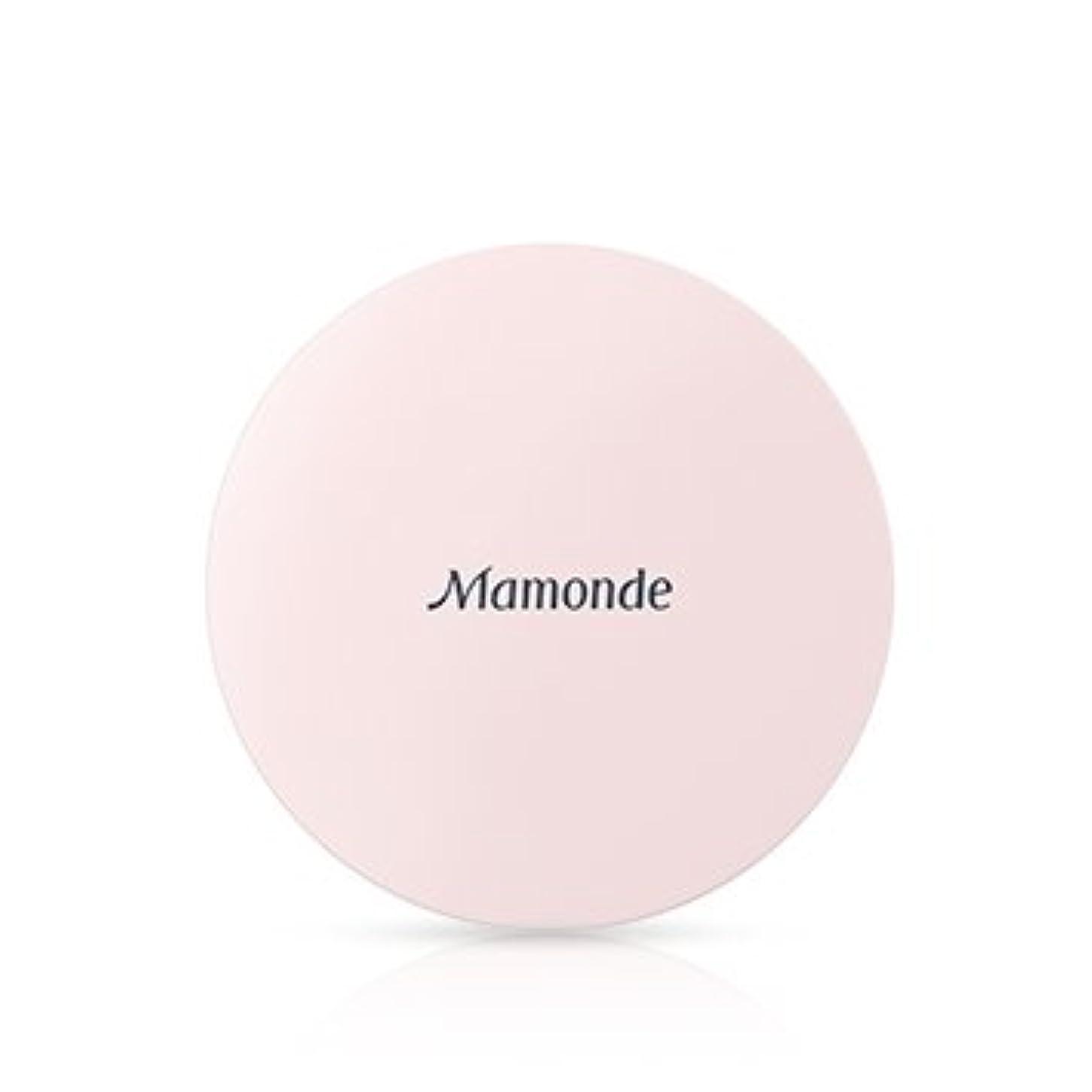 ビルマエンドテーブル困惑[New] Mamonde High Cover Liquid Cushion 15g/マモンド ハイ カバー リキッド クッション 15g (#21 Cover Peach) [並行輸入品]